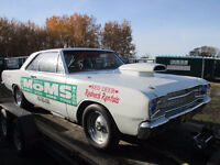 1969 Dodge Dart GTS 440 Drag Car