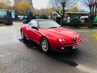 1999 Alfa Romeo Spider 2.0l 16v