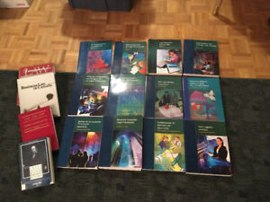 Canadian law clerk textbooks
