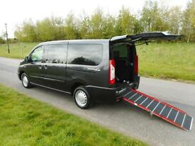 2012 Peugeot Expert Tepee 1.6 Hdi L2 LWB, 7 Seats WHEELCHAIR ACCESSIBLE VEHICLE
