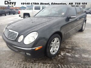 2003 Mercedes Benz E-Class 320  Heated Leather Seats