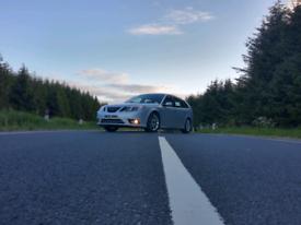 Saab 9-3 2.0t Petrol, Automatic gearbox