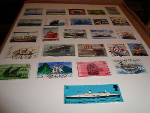 Thematic Stamp Bags - Sacs de timbres thematiques