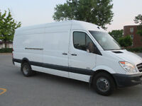 2010 Mercedes-Benz Sprinter Van 3500 Bluetec