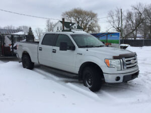 2009 Ford F-150 xlt 4x4 Camionnette