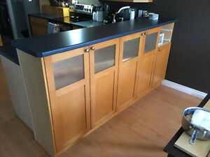 Maple Kitchen Cabinets for sale Sarnia Sarnia Area image 3