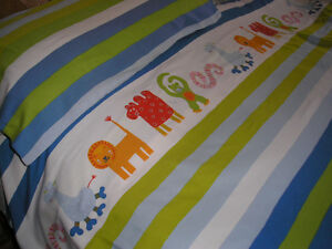 Child's Twin Size Duvet Cover & Pillowcase - From IKEA