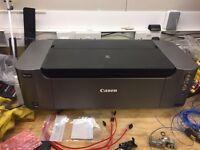 Canon Pro-100 photo printer