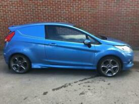 Ford Fiesta Sport van just serviced and 12 m mot no vat
