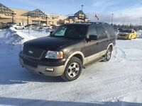 2005 Ford Expedition Eddie Bauer 4x4 only $5900