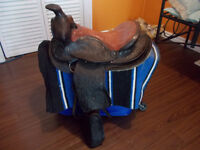 "12"" pony saddle"
