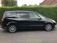 Ford galaxy 2009 7 seater excellent condition
