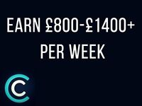 PCO Minicab Drivers Wanted ASAP! £800-£1400+ per WEEK and we are REFUSING JOBS! Cascade Cars