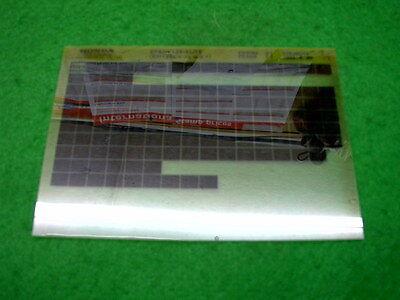 HONDA SPACY 125 ELITE CH125 E G J L M N P 1992 GEN PARTS CATALOGUE MICROFICHE