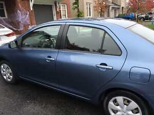 2007 Toyota Yaris Sedan