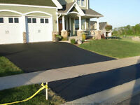 DRIVEWAY SEALING - CRACK REPAIR - GARAGE RAMP -GTA & SURROUNDING