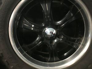 20 inch rims for ford f150.  set of 4.  Very Nice