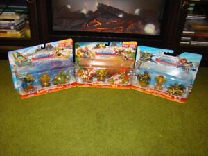 Skylanders Superchargers SMALL BUNDLE New in packages