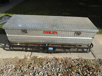 Metal Carrier and Aluminum Storage Box