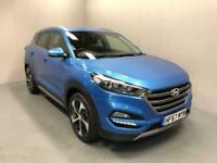 2017 Hyundai Tucson 1.6 TGDi Sport Edition 5dr 2WD ESTATE Petrol Manual