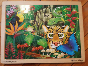 Kids puzzles, games and toys