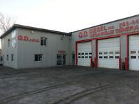 Garage mécanique diésel