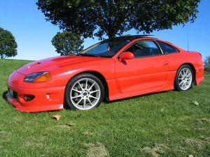 Rare Stealth RT Twin Turbo/3000GT VR4 6MT Trade/Swap Big Turbo's