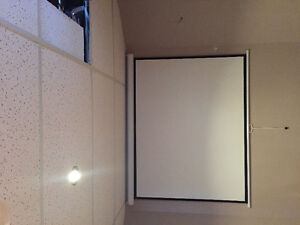 A660 LED projector digital smart projector with screen