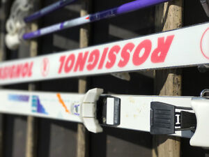 Rossignol Down Hill Skis