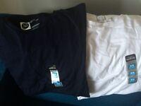 Two brand new teeshirts free