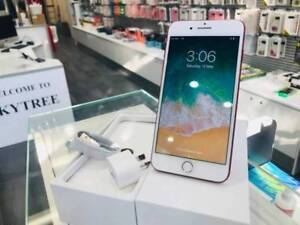 AS NEW iPhone 7 plus 128GB Red unlocked tax INV APPLE WARRANTY Southport Gold Coast City Preview