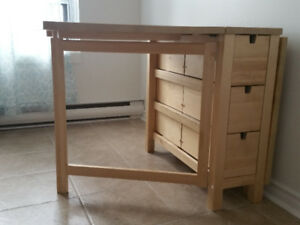 Ikea gateleg table