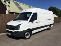 Volkswagen Crafter Lwb CR35 136 Bhp**1 OWNER FROM NEW**Full SERVICE HISTORY*