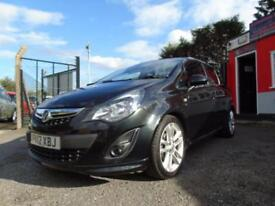 2012 Vauxhall Corsa 1.4 SRi 5dr [AC] Low mileage,1 former keeper,2 keys,Warra...