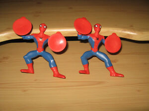 Figurines spiderman