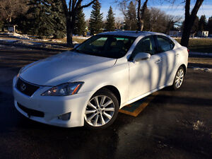 Lexus IS 250 Fully loaded ( Finance available )