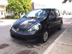 2007 Honda Fit DX