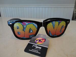 Riibers Fun Cool Novelty Sunglasses -w/ Cool Light Filter Screen Kitchener / Waterloo Kitchener Area image 2