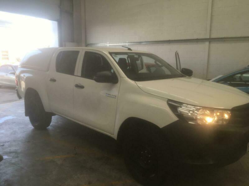 2020 Toyota Hilux Active D/Cab Pick Up 2.4 D-4D PICK UP Diesel Manual