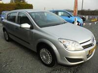 Vauxhall Astra 1.4 Life 5dr Silver