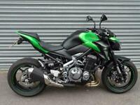 2018 KAWASAKI ZR900 BJF 948cc MOTORCYCLE 1 LADY OWNER FROM NEW ONLY 430 MILES