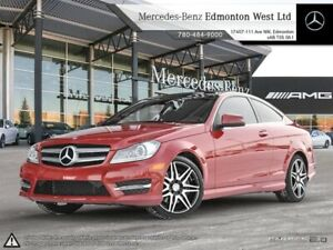 2013 Mercedes Benz C350 4MATIC Coupe