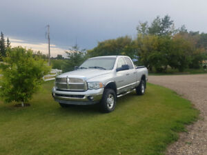 2004 Dodge Ram 2500 Quad Cab Diesel For Sale !