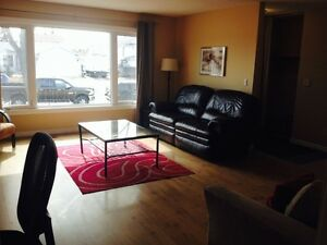 Fort Saskatchewan Fully Furnished and Equipped- Available Now