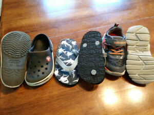 Boys shoes size 8/9