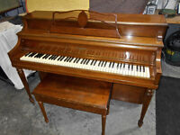 Excellent Mason and Risch Piano