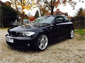 BMW 120D M Sport Coupe - BEST EXAMPLE