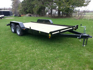 2016 GATOR 16 FT CAR TRAILER IN STOCK !!