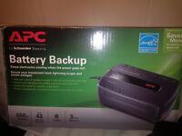 Batterie de secours - Battery backup - Power pack