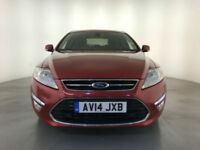 2014 FORD MONDEO TITANIUM X B-NESS EDN TDCI DIESEL AUTO 1 OWNER SERVICE HISTORY
